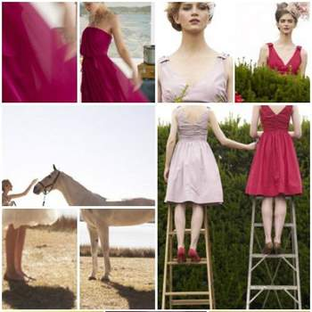 Depois dos vestidos de noiva e de convidadas, mostramos-lhe agora como incluir uns salpicos de vermelho em todo o seu casamento: uns salpicos de paixão.