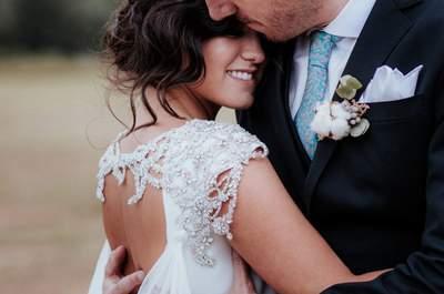 12 pasos para estar guapa el día de tu boda