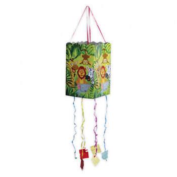 Piñata Cuadrada Jungle- Compra en The Wedding Shop