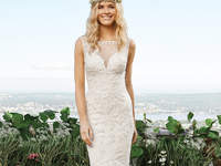 Suknie ślubne Lillian West 2017