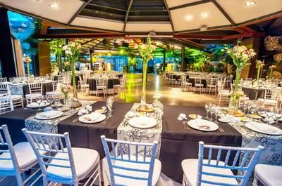 Lugares de ensueño: celebra tu boda en un oasis en medio de la ciudad