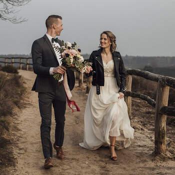 Styled Wedding Shoot: Trouwen op de posbank in Rheden! | Foto: Lianne Snoek Fotografie