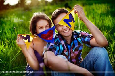 Piękny ślub pełen kolorów: Maja i Marcin