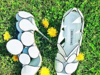 Luxus pur beim Brautschuh: Manolo Blahnik 2016