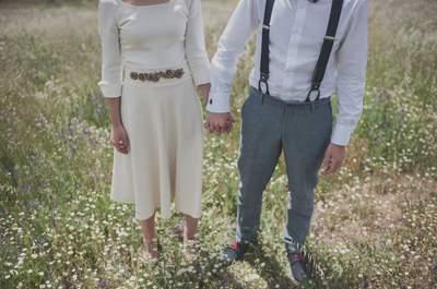 Cómo decorar tu boda en un tono azul: ¡te enamorarás a primera vista!
