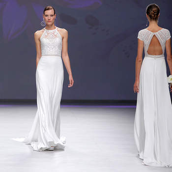Aire Barcelona. Barcelona Bridal Fashion Week.