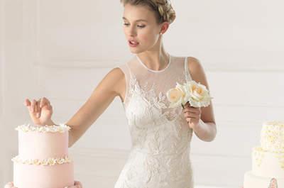 Wundervolle Brautkleid-Ausschnitte der Kollektion Aire Barcelona 2015