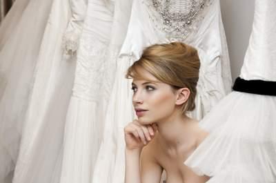 Achat de la robe de mariée : la crise du lendemain