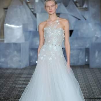 Mira Zwillinger. Credits: New York Bridal Week