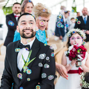 Casamento da Sofia & José, proporcionado pela Two+Us Weddings | Foto: Lucho Vargas Photography