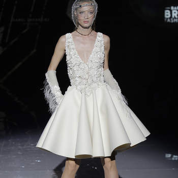 Kleid von Isabel Paradiez