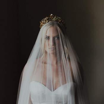 48 Coiffures De Mariée Avec Un Voile Les Plus Jolies