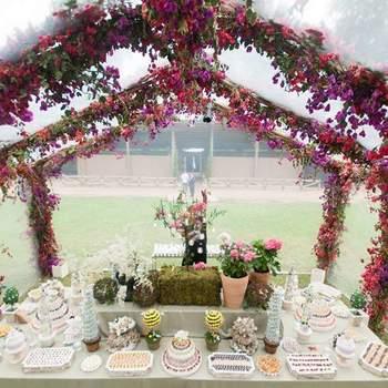 Créditos: Tmatikas Arte Floral y Diseño