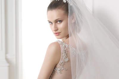 Pronovias 2015: свадебные платья из твоих снов
