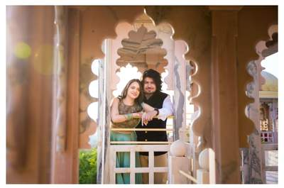 The dream wedding and beautiful story of Rohan and Kriti