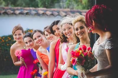 Cómo organizar tu despedida de soltera. ¡6 preguntas básicas!