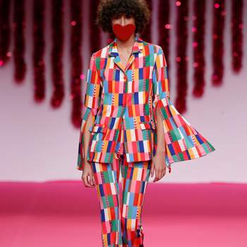 Agatha Ruiz de la Prada | Credits: Mercedes-Benz Madrid Fashion Week