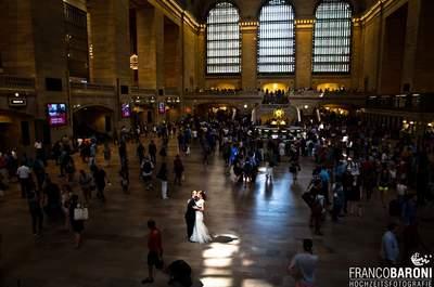 New York, New York - Eine unvergessliche Hochzeit in der Stadt der Träume!