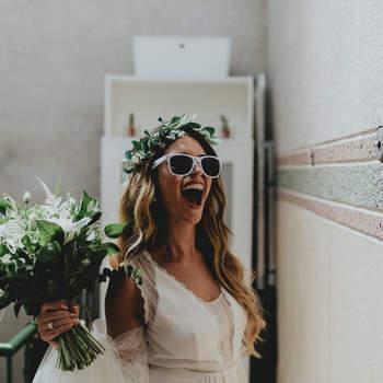 Foto: Fotolux Wedding Photography via Make Up: Rute Calçada - Pigmento Make Up
