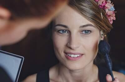 Maquillaje de novia, consejos útiles para lograr un rostro perfecto