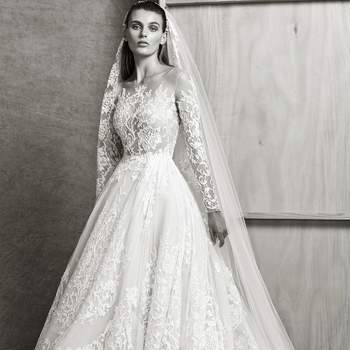 Créditos: Christina with veil, Zuhair Murad