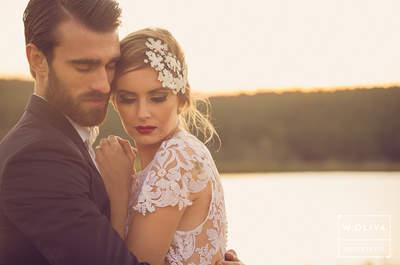 5 dicas para conseguir fotos lindas no seu casamento!