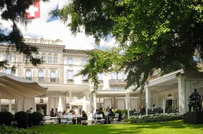 Die 14 besten Luxushotels in der Schweiz für Ihre Hochzeit: Finden Sie Ihre Hochzeitslocation
