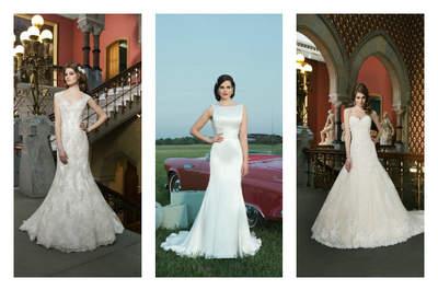 A colecção de vestidos de noiva de Justin Alexander 2014