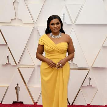 Mindy Kaling | Dolce & Gabanna | Crédits: Cordon Press