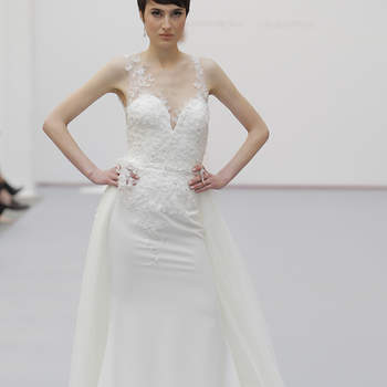 Créditos: Hannibal Laguna | Madrid Bridal Week