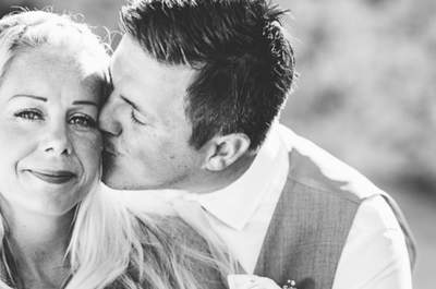 Real Wedding: Danielle and AJ's Greek Destination Wedding!