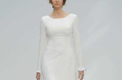 Свадебные платья для высоких невест: от 180 и выше!