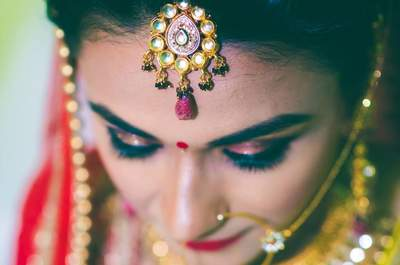 Get your glow on at your Haldi ceremony