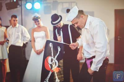 Najlepsze wesele! Agnieszki i Grzegorza!