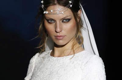 Véus para noiva 2016: complete com elegância o seu look