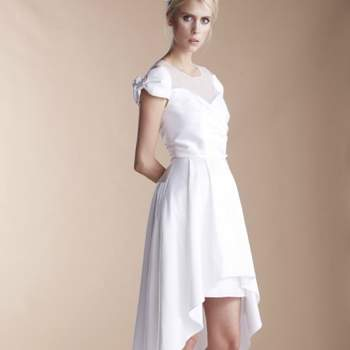 Robe de mariée Suzanne Ermann 2013, modèle Niken - Photo : Suzanne Ermann