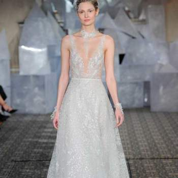 Créditos: Mira Zwillinger | New York Bridal Week