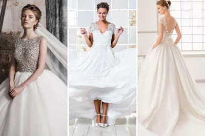 As 14 melhores lojas de vestidos de noiva em Lisboa: descubram a nossa selecção!