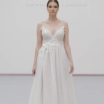 Hannibal Laguna. Credits: Madrid Bridal Week