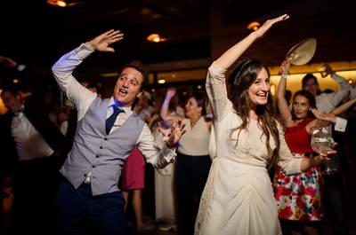 Un gran día en una masía de cuento: la boda de Carmen y Pedro
