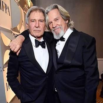 Harrison Ford e Kurt Russell |Créditos: Instagram