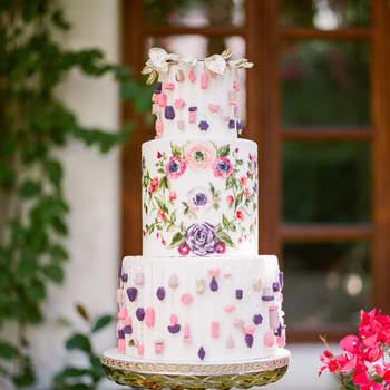 Свадебный торт: самые вкусные и оригинальные идеи