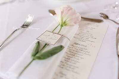 Mariage sur-mesure : LADY NANNY Mariages s'occupe de la décoration et de l'organisation de votre grand jour !