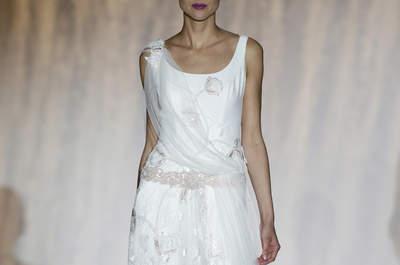A nova colecção de vestidos de noiva de Patricia Avendaño para 2016!