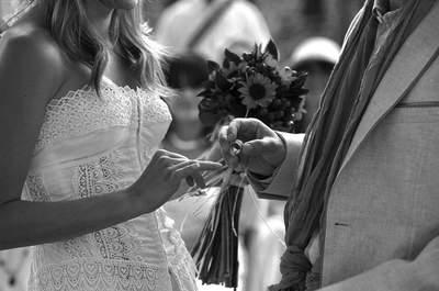 Come organizzare un matrimonio hippie-chic: ecco 30 immagini per ispirarti