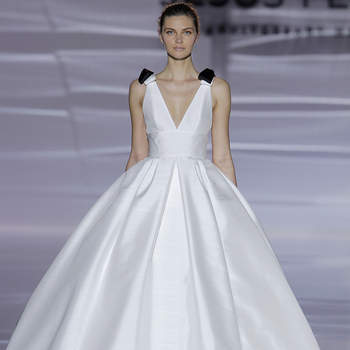 Créditos: Jesús Peiró | Barcelona bridal Fashion Week