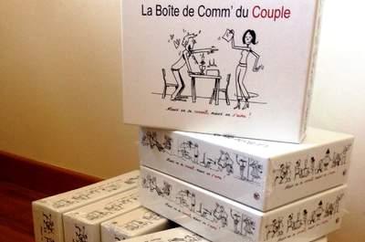 La Boîte de comm du couple, pour ne jamais manquer de conversations !
