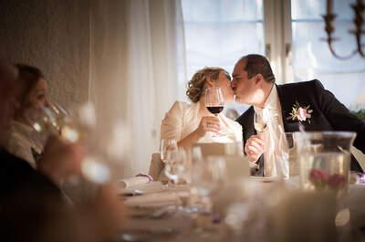 Unvergessliche Winterhochzeit in Aargau – So zauberhaft heirateten Marisa & Momo!