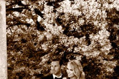 Patricia Conde se ha casado este fin de semana en Mallorca. Foto: hola.com