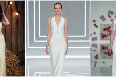 Свадебные платья для невысоких девушек: образы, в которых вы будете неотразимы!